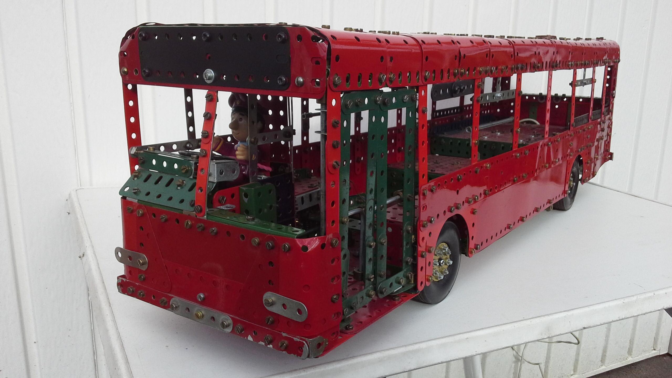 Dennis Dart Bus 2013