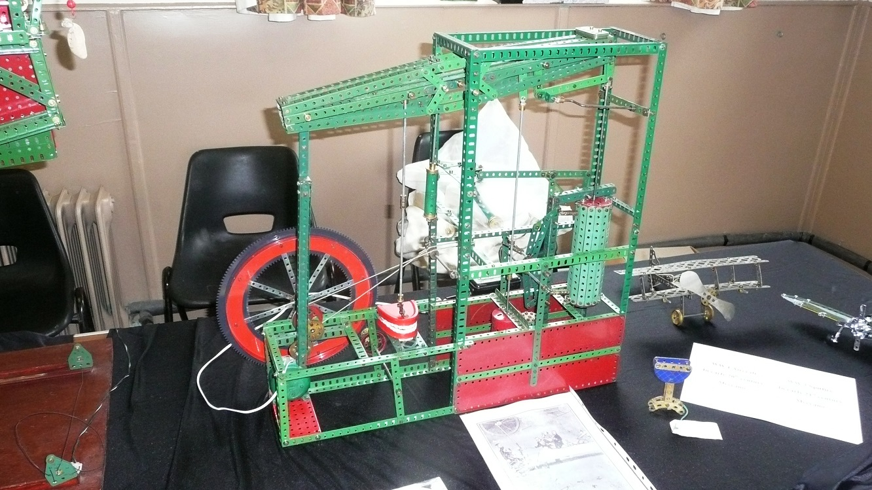 Beam Engine 2008