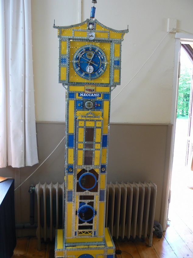 Grandfather Clock 2009