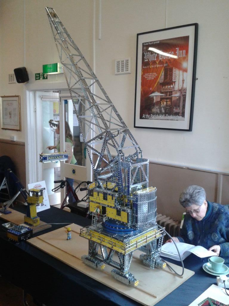 April 2016 crane