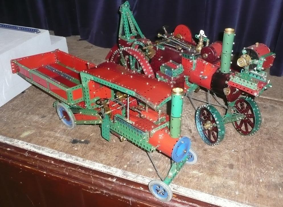 Steam Vehicles 2009