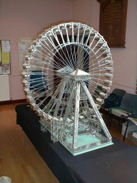 Earl's Court Big Wheel 2003