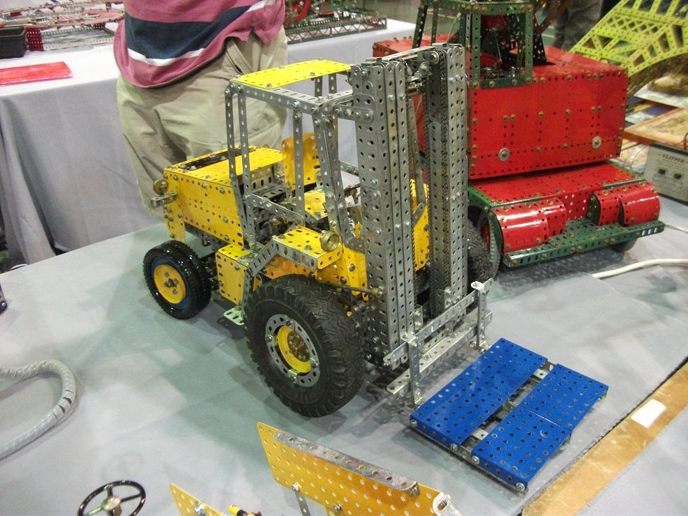 Set 10 Forklift 2014