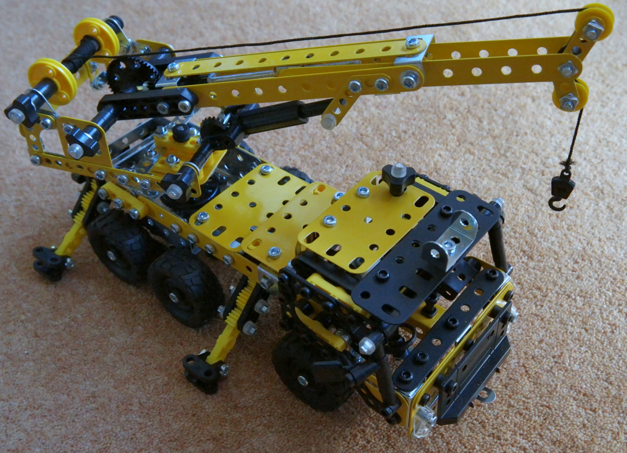 NB Evolution Crane