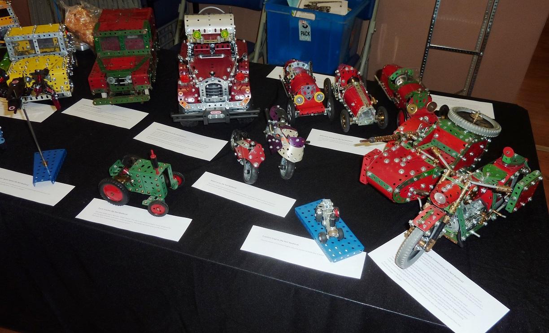 Various Models 2012