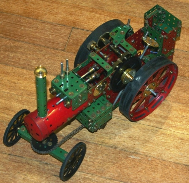 Steam Tractor 2005
