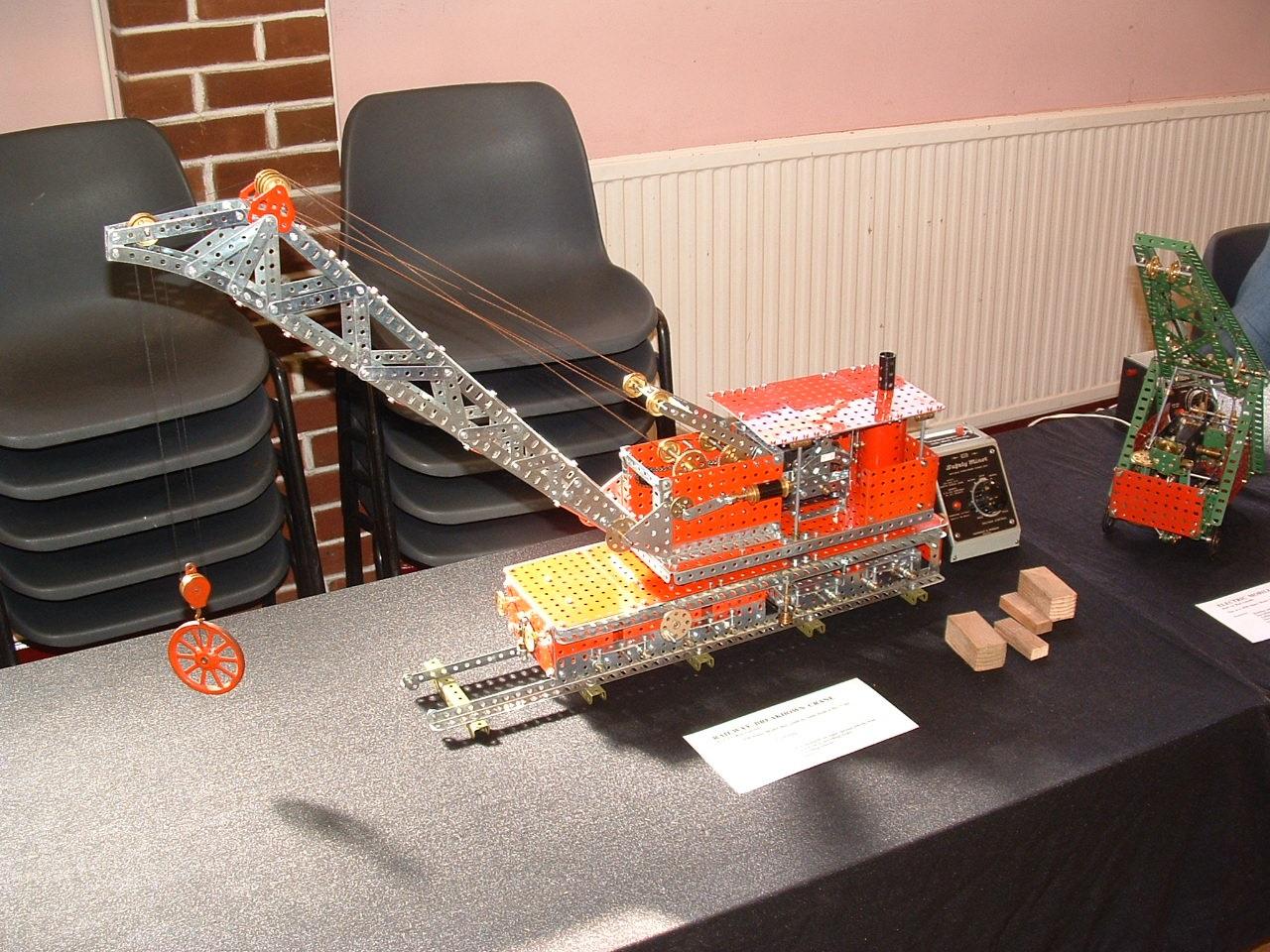 Railway Crane 2003
