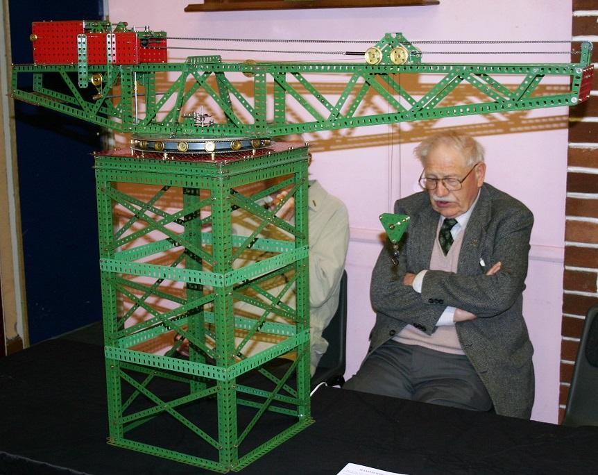 SML Crane 2005