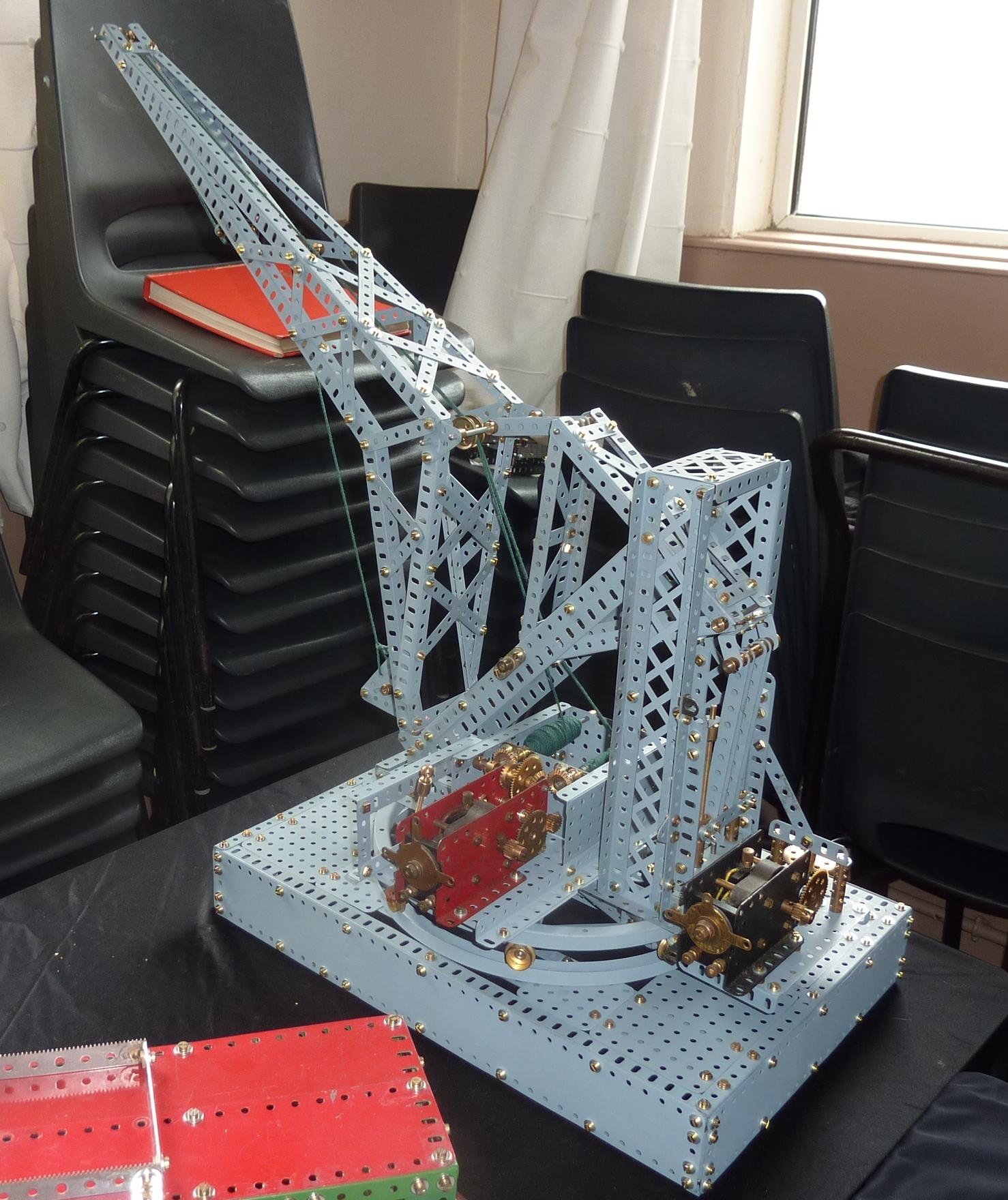 RS pontoon crane 2012