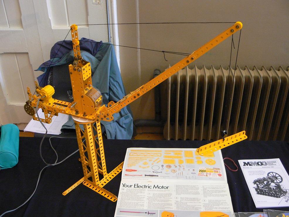 Crane Kit 2010