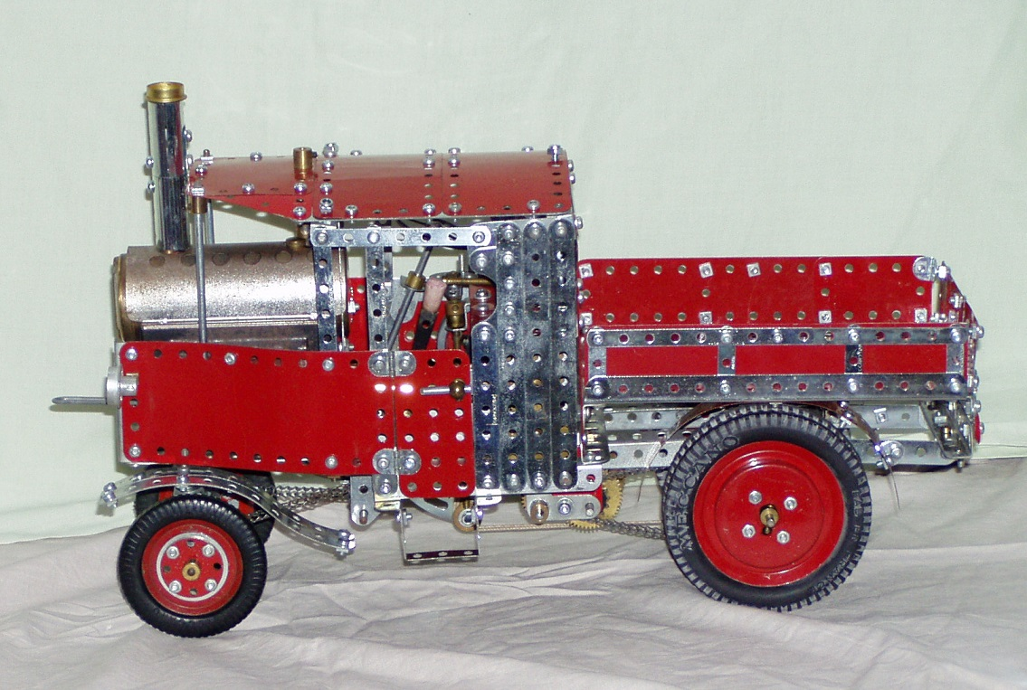 Foden Steam Lorry 2012