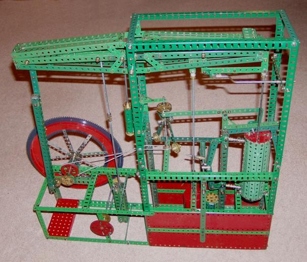 Watts Steam Engine