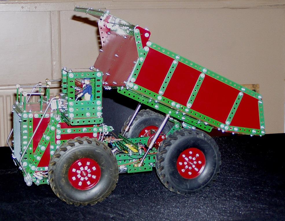 Tipper Truck 2010