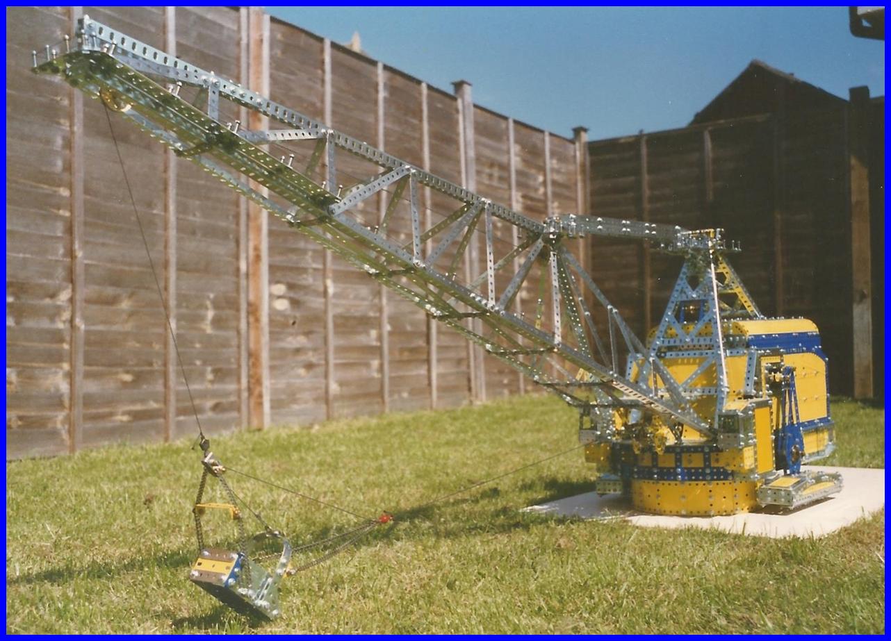 RC Excavator 1994-97