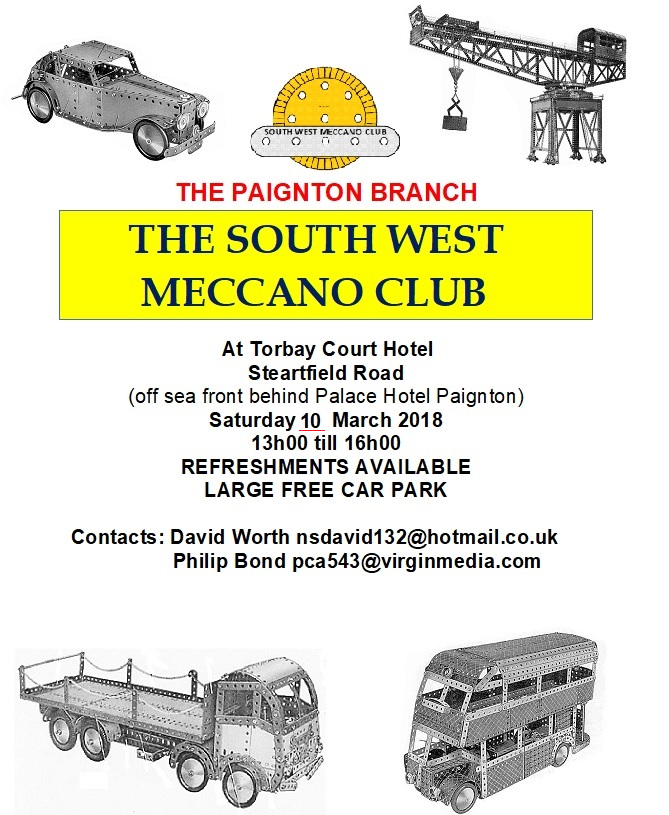 Paignton poster amended March 2018