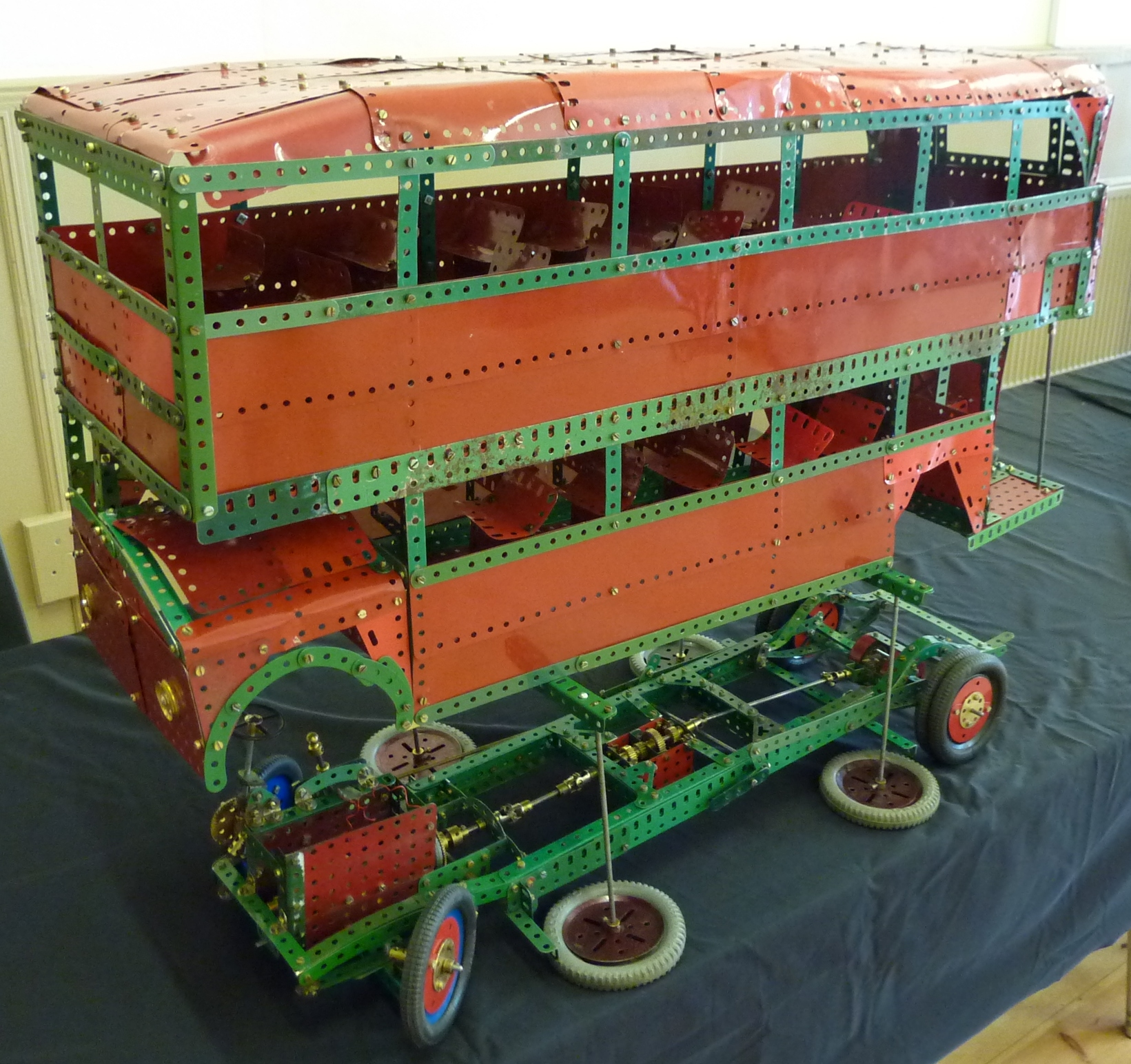 Routemaster Bus by Brian Bowditch 0410