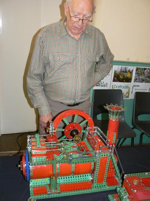 Ralph Clark April 2007