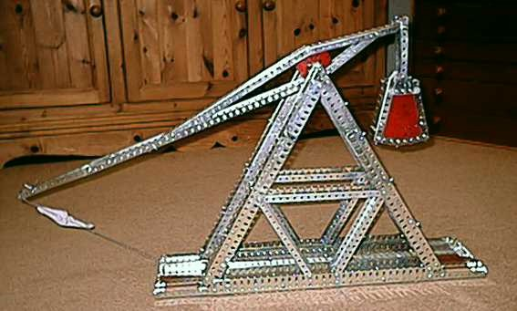 Philip Drew Trebuchet January 2001