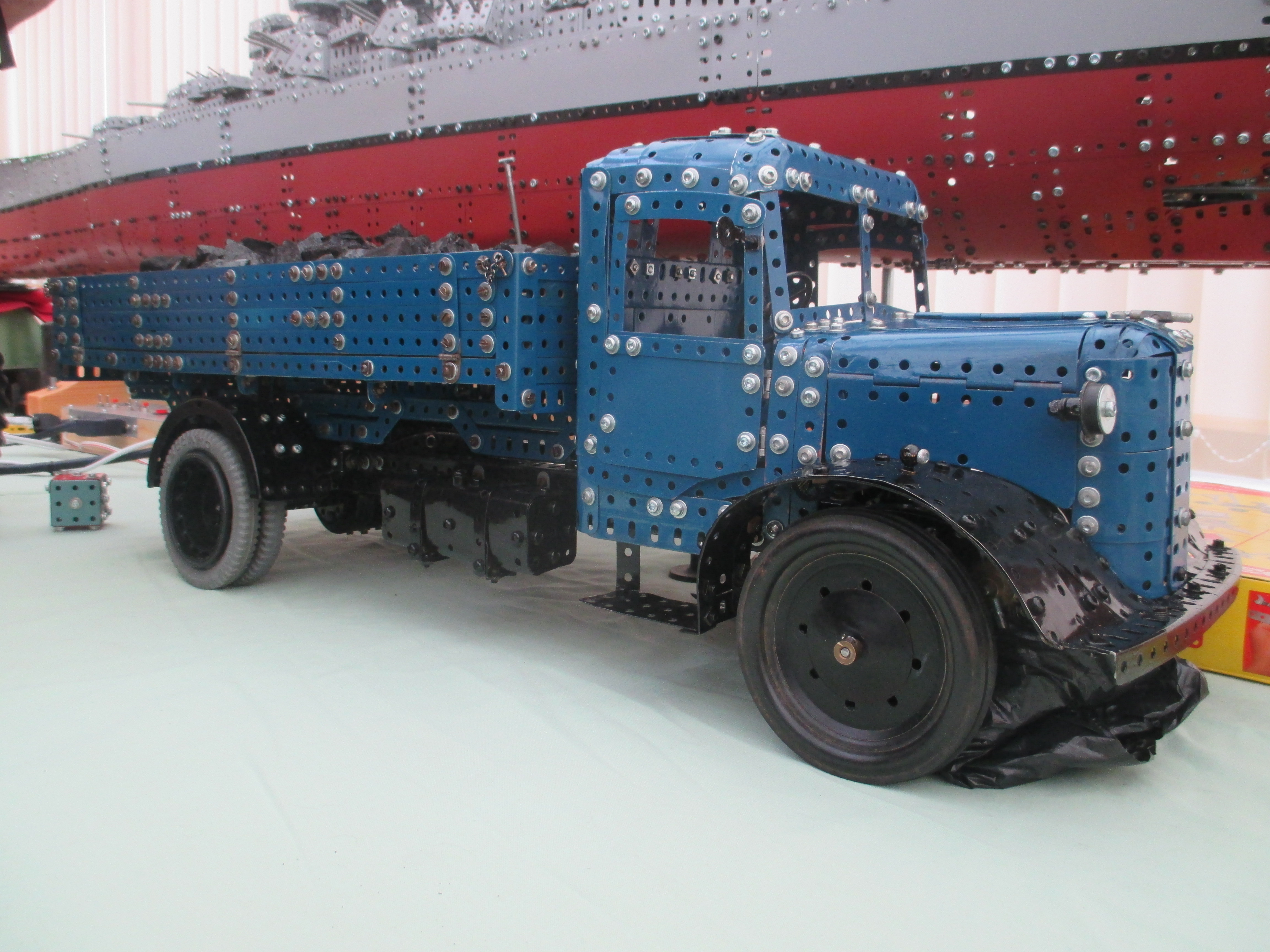 Alan Perry Coal truck January 2019