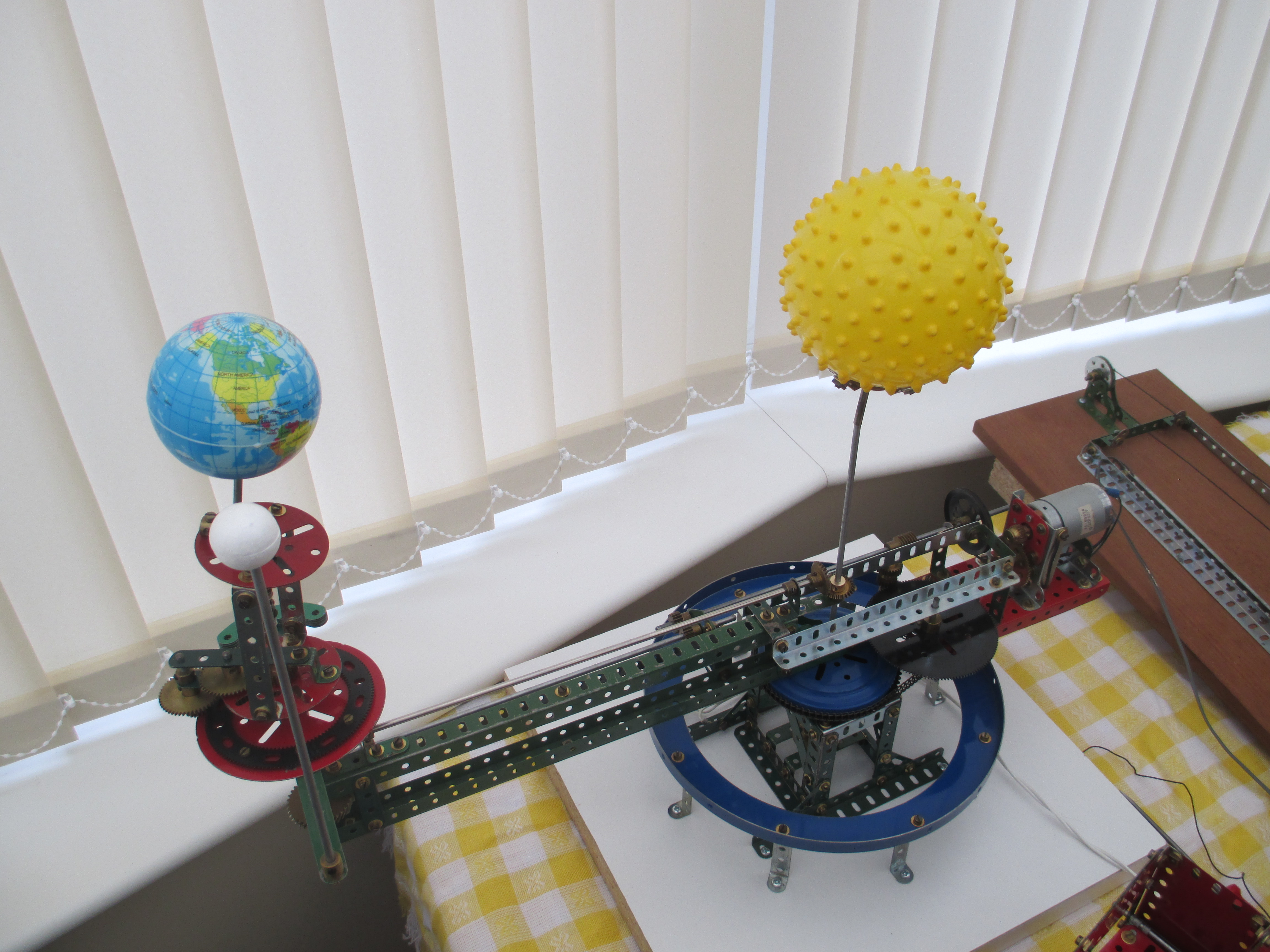 John Day Orrery January 2019