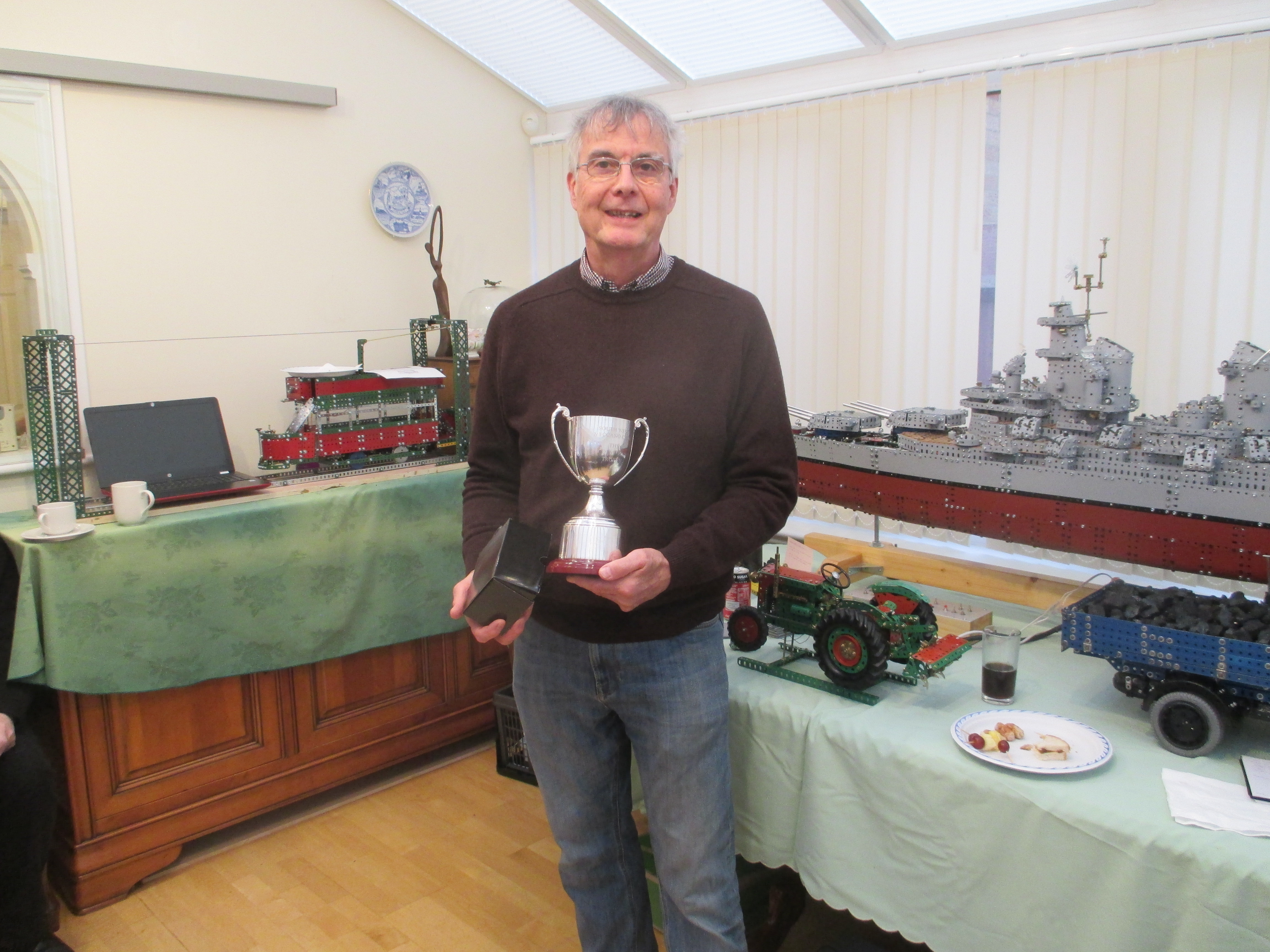 Richard Smith Malcolm Hanson Trophy January 2019