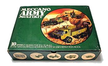 PB Meccano Army multikit