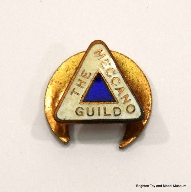 The Meccano Guild Badge