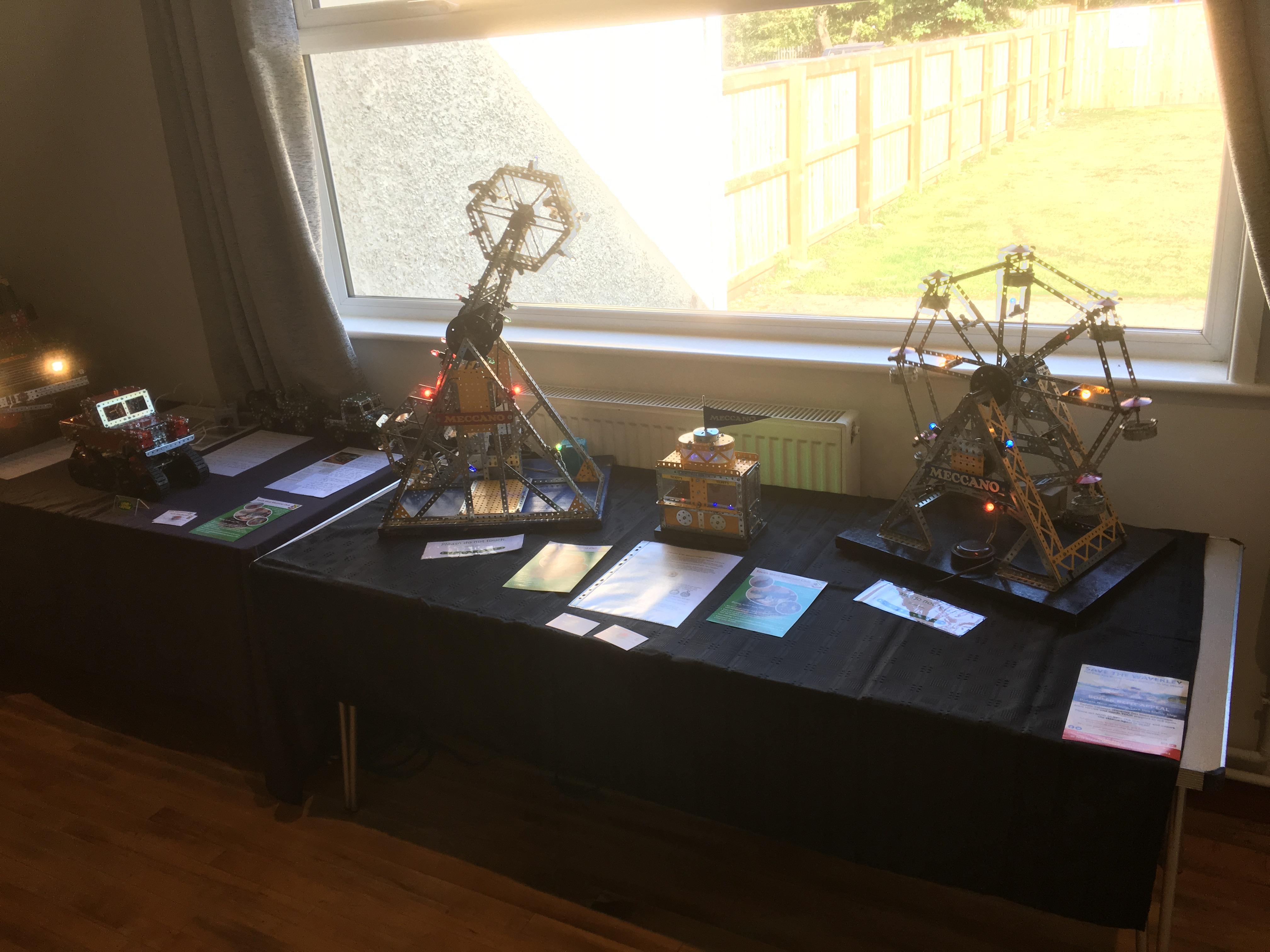 Barry Winslow shop display models