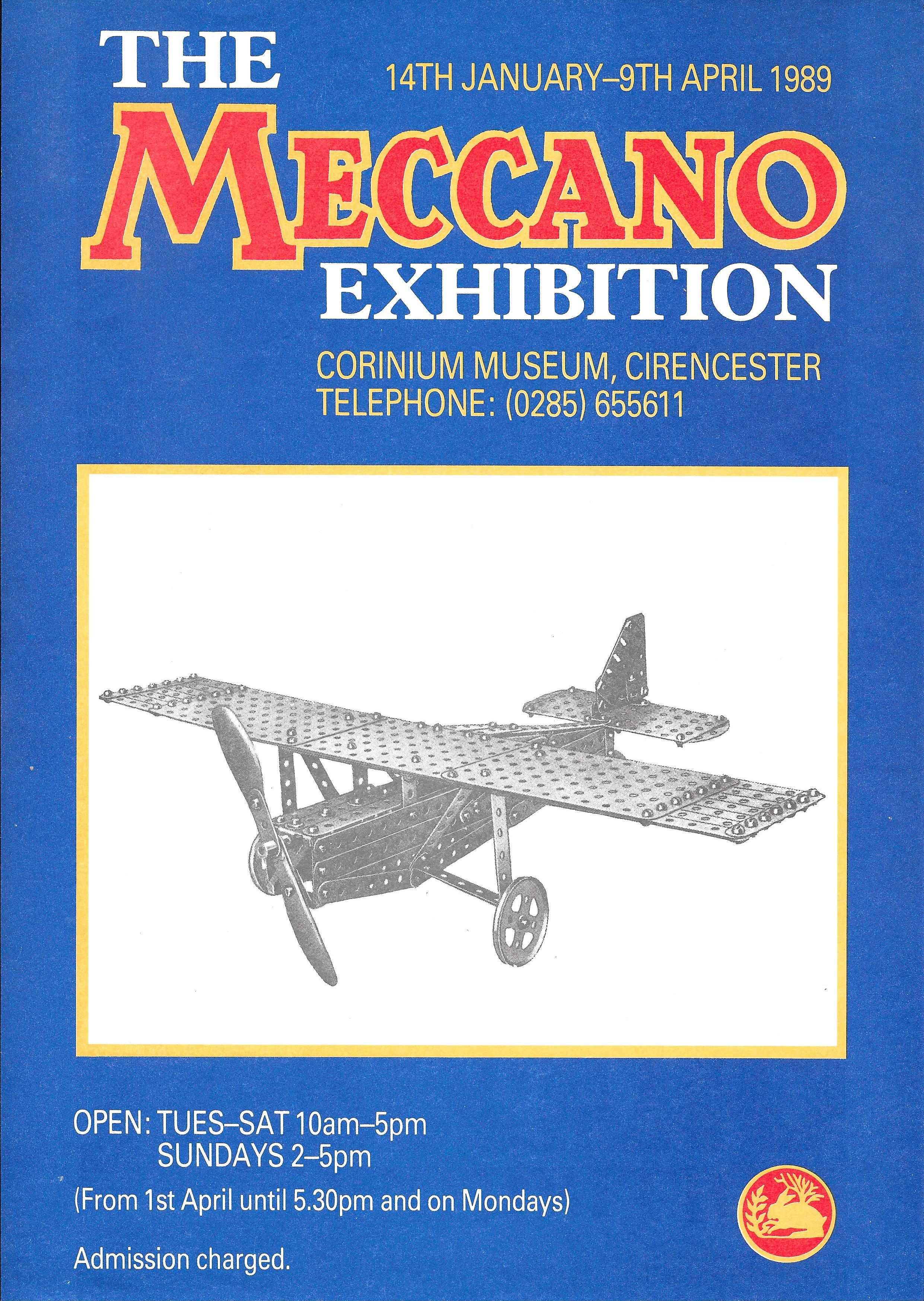 Exhibition April 1989