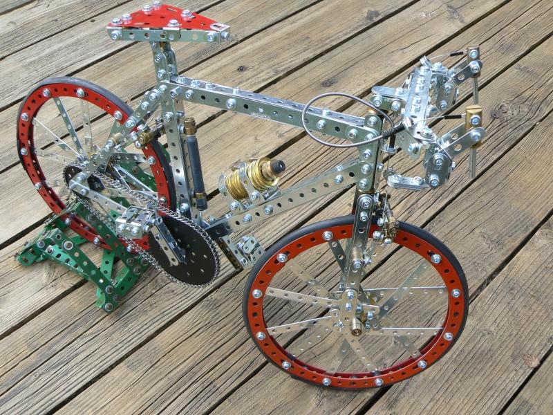CF Red and Zinc Bike 1