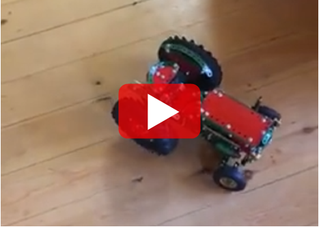 CF youtube tractor