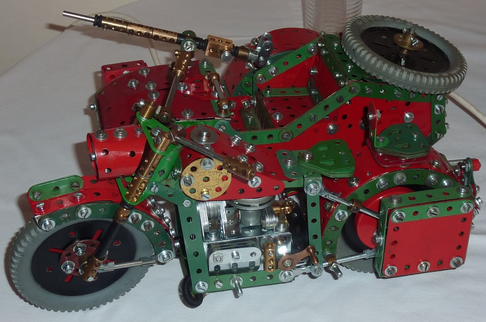 Jan 2011 Neil Bedford WW2 motorcycle 1