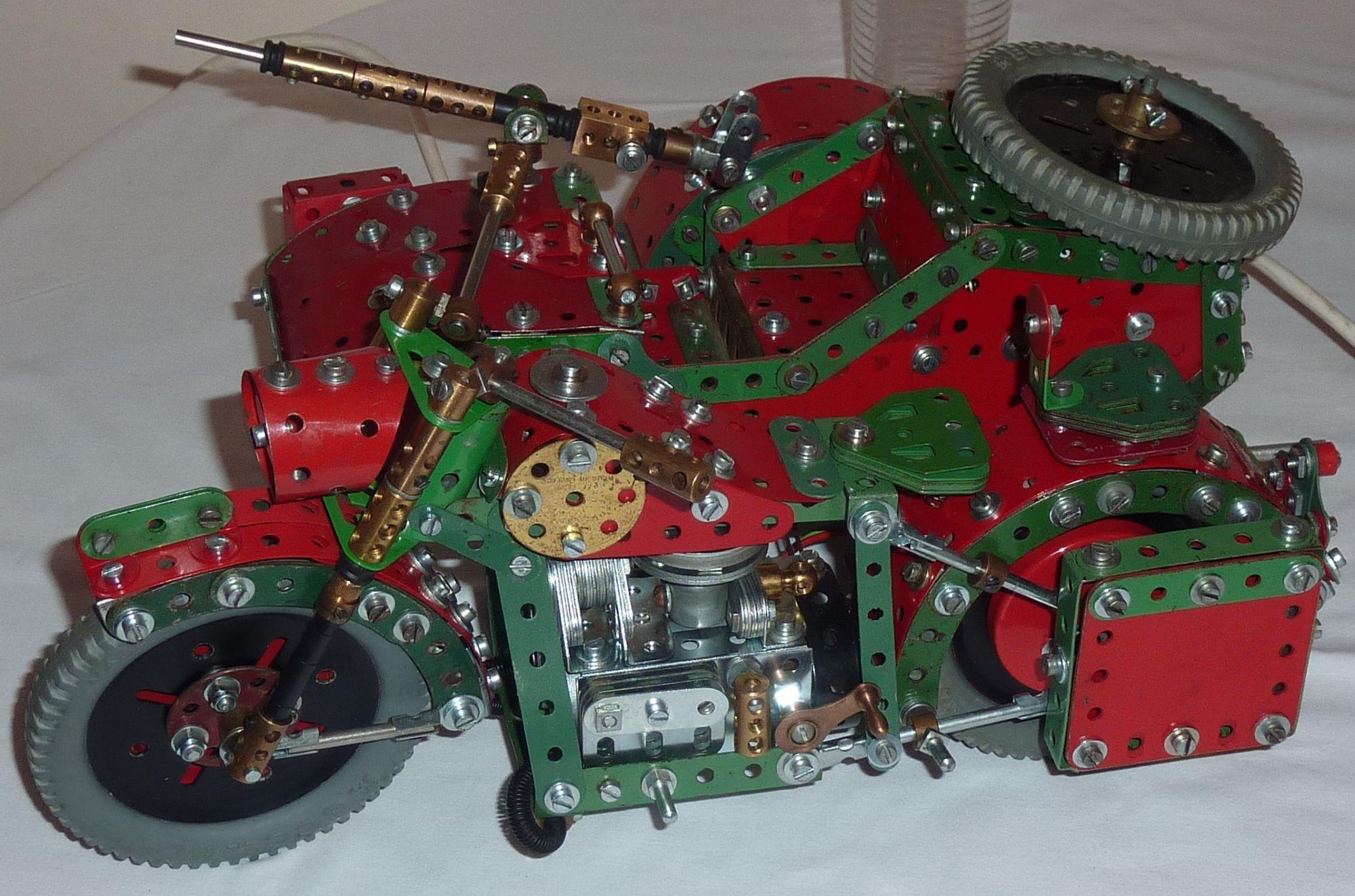 Jan 2011 Neil Bedford WW2 motorcycle 1