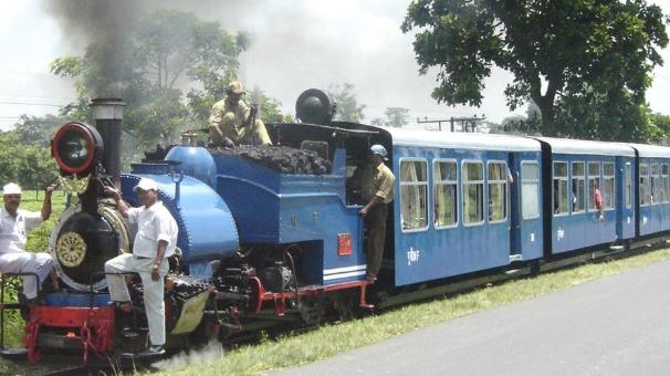 NB Railway 12