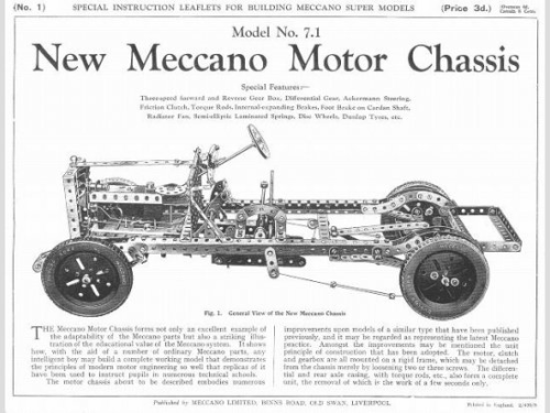 PB chassis plan