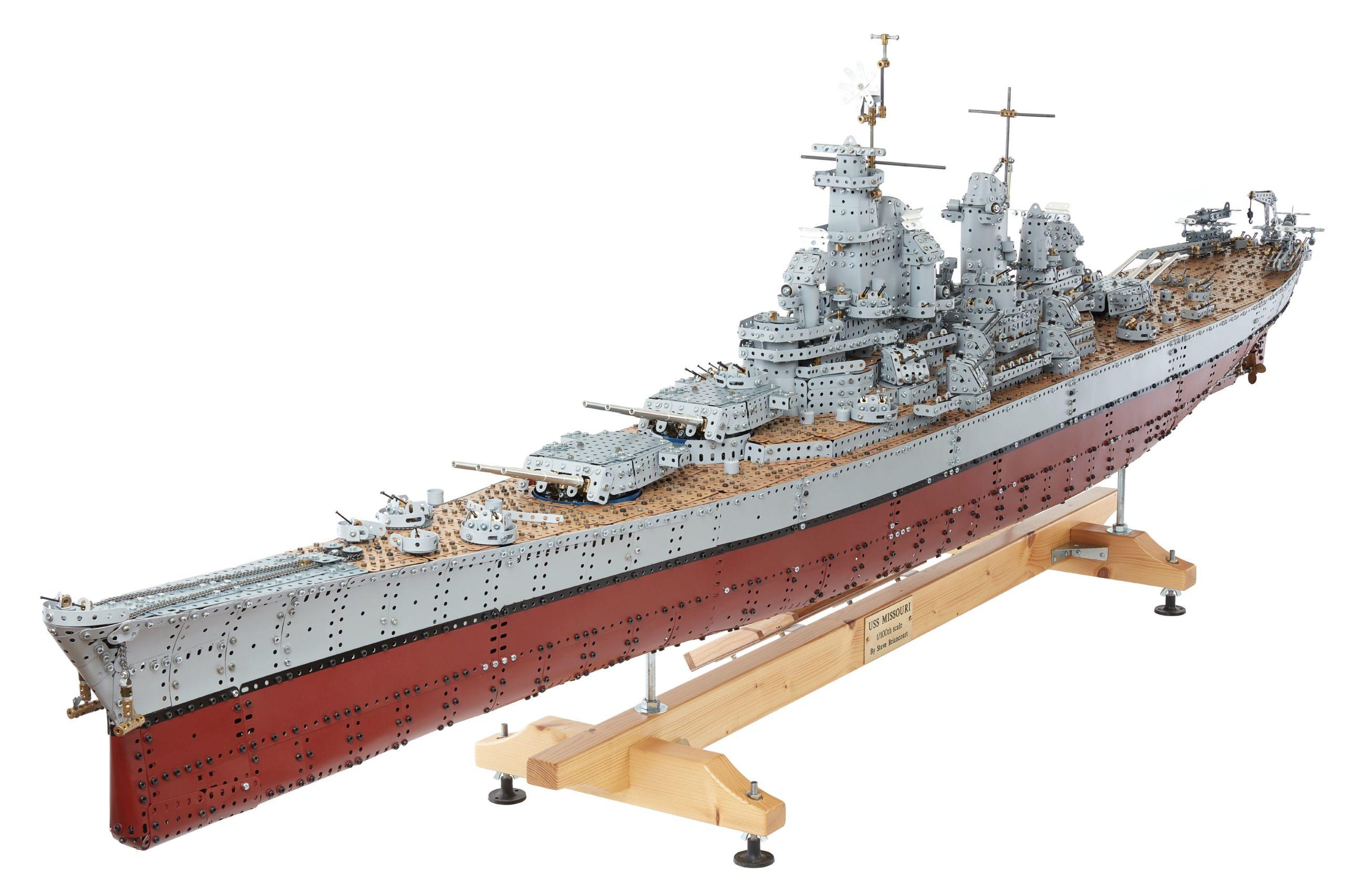 The USS Missouri - by Steve Briancourt 4 Web Friendly