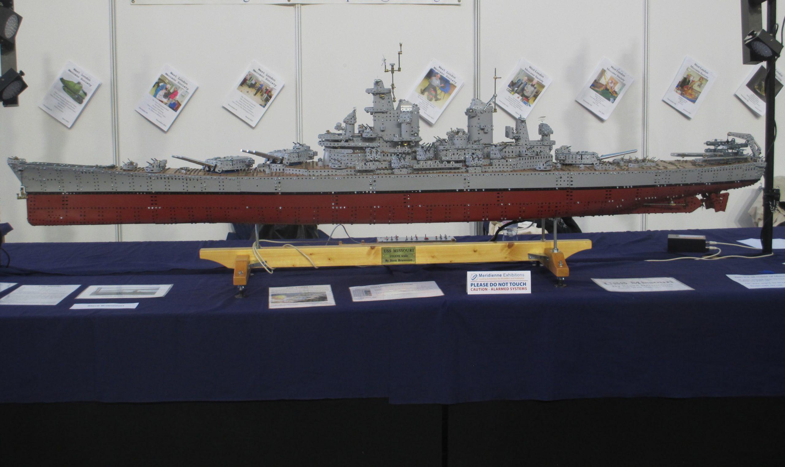 USS M Ally Pally 2020