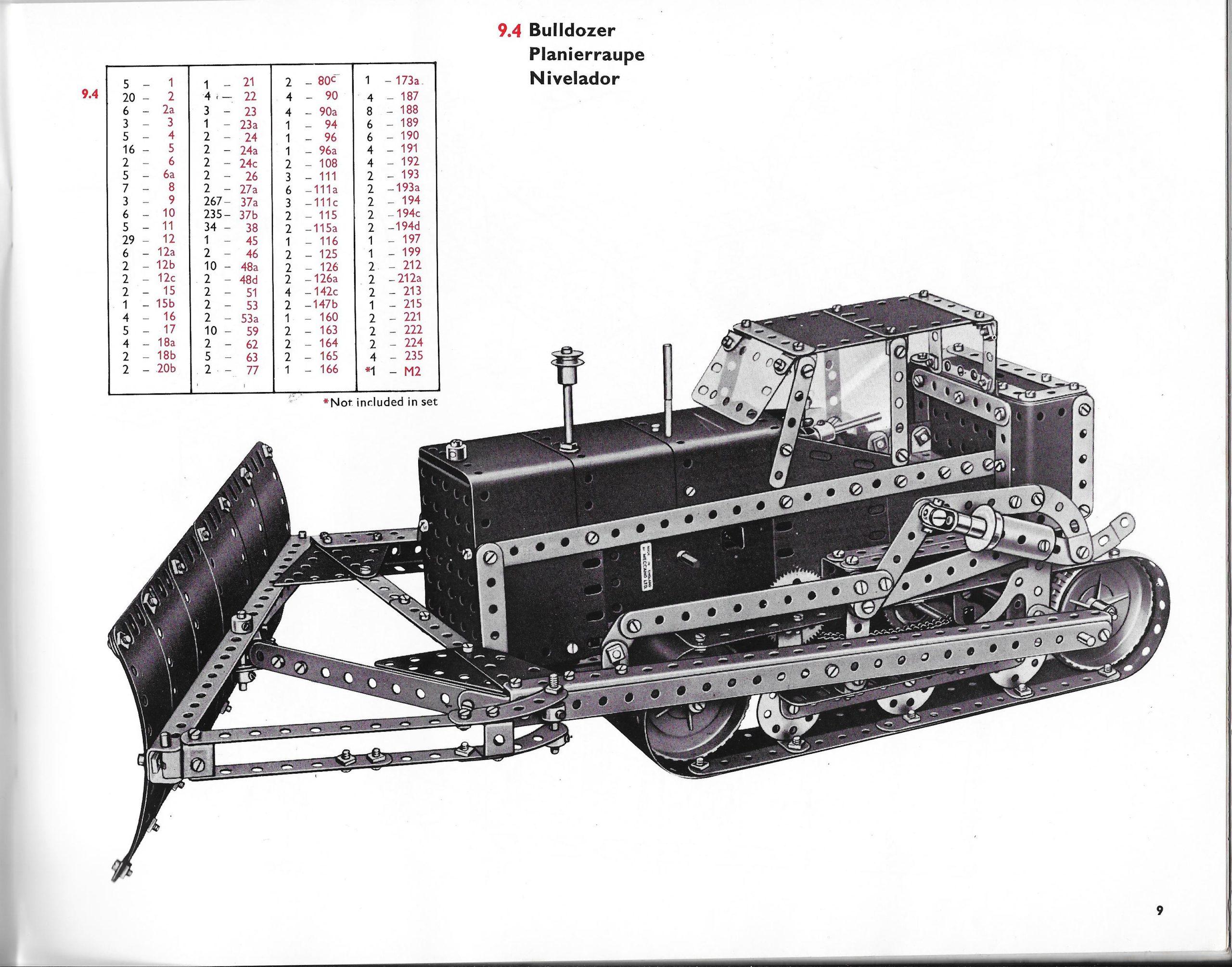 Bulldozer 9.4