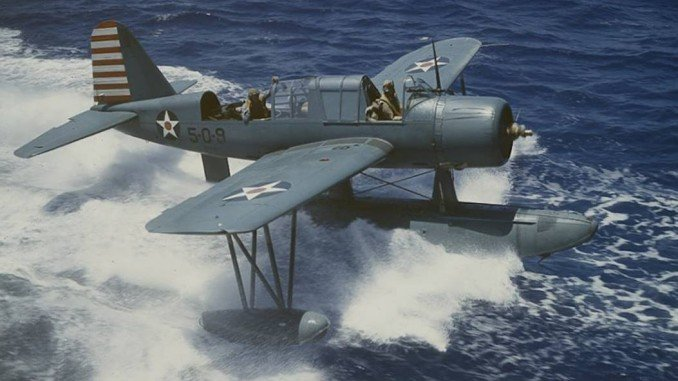 Vought Kingfisher 1