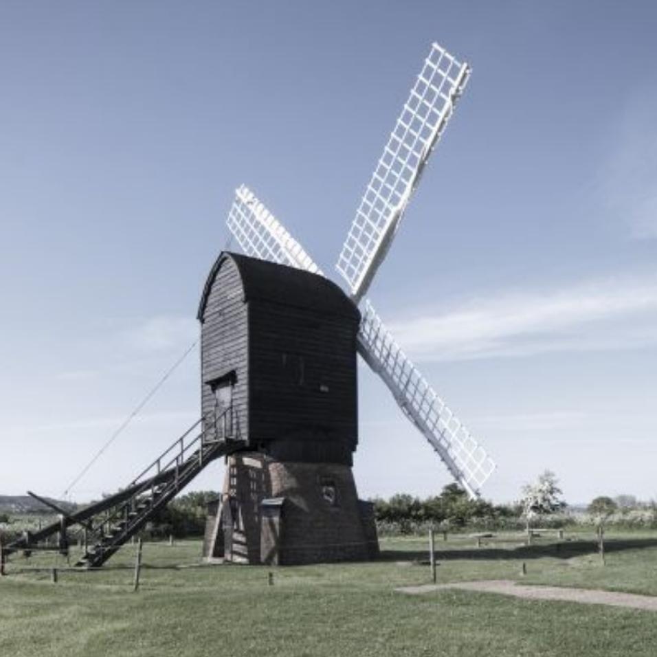Avoncroft windmill