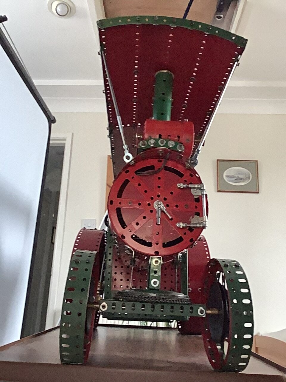 AP traction engine
