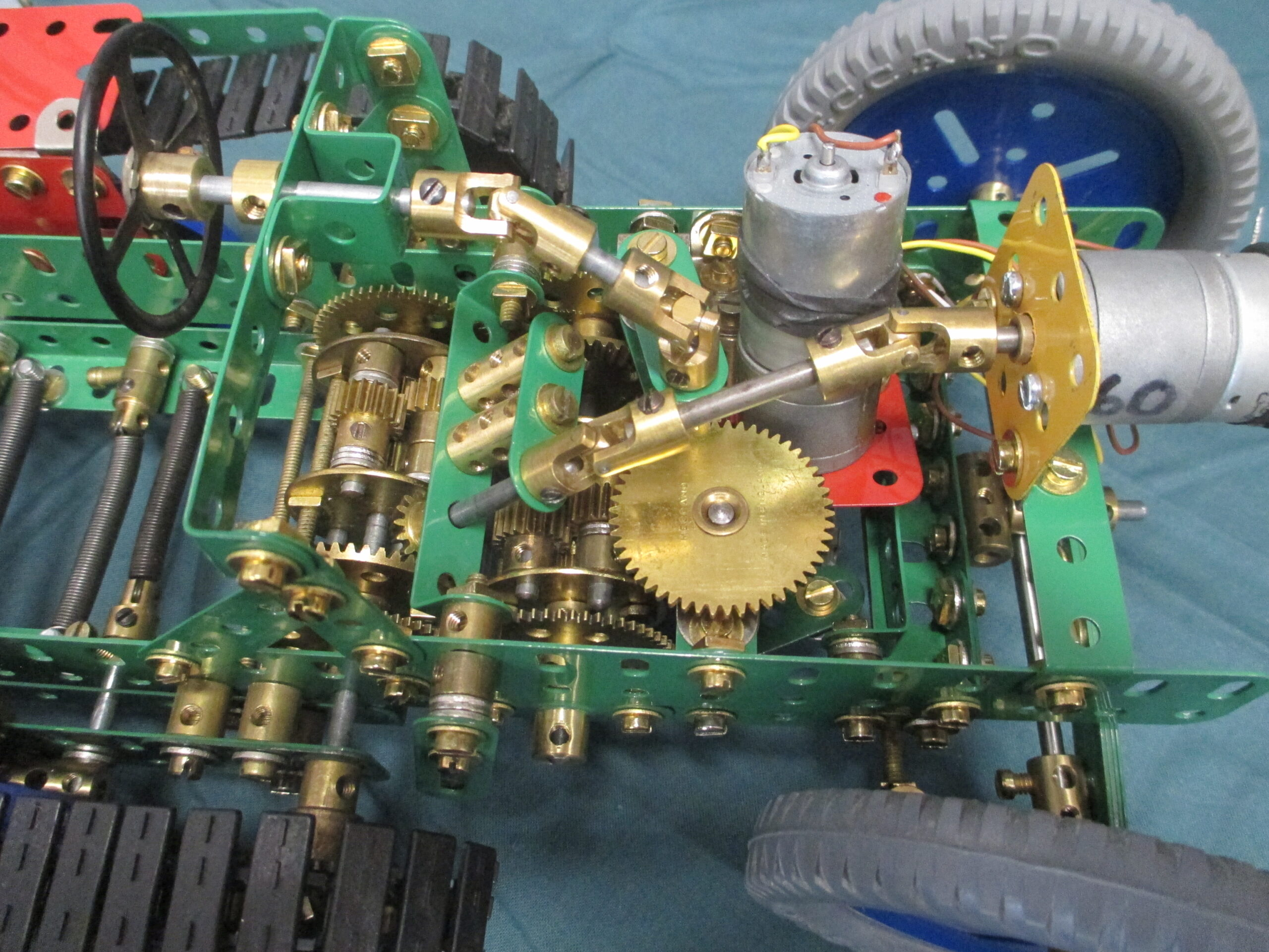 Steering arrangement